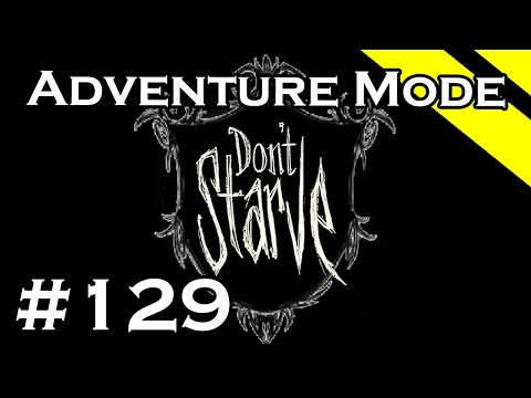 Volx Plays Don't Starve - Episode 129 - Departure
