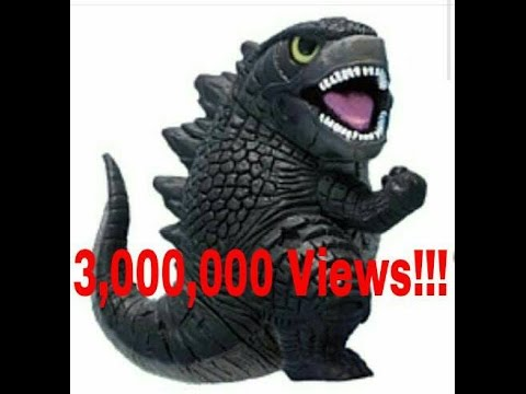 3 Million Views!!! - 3 Shout outs! & Movie news!