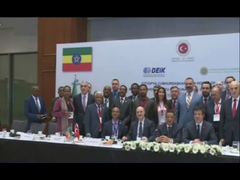 Ethiopia gives lecture about the long and historic relations between Ethiopia and Turkey