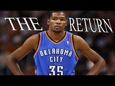 Kevin Durant 2015-2016 HYPE