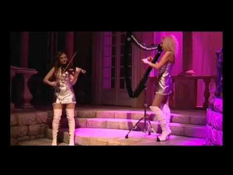 Скрипка арфа