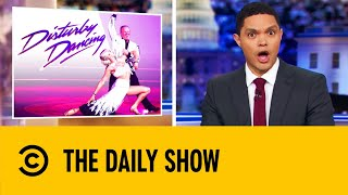 Sean Spicer's Shady Strategy To Win Dancing With The Stars | The Daily Show With Trevor Noah
