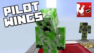 Things to do in Minecraft - Pilot Wings