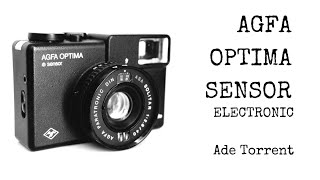 Agfa Optima Sensor Electronic | The Other Red Dot Camera