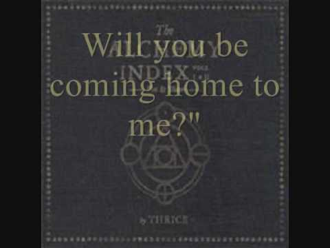 Thrice - The Whaler