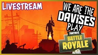 Fortnite and Friends with a Bit a Blocks!! | Fortnite Live Stream