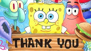 Tribute to Stephen Hillenburg - Spongebob Drawing