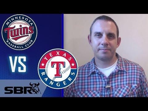 Saturday's MLB Picks for Twins vs. Rangers
