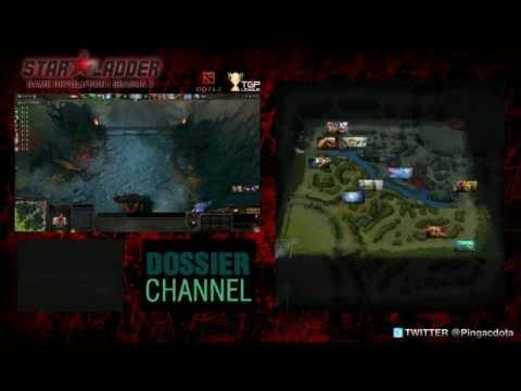 Dota2 - Kompas Gaming vs Team Tinker [SLTV-X] Caster Pingac