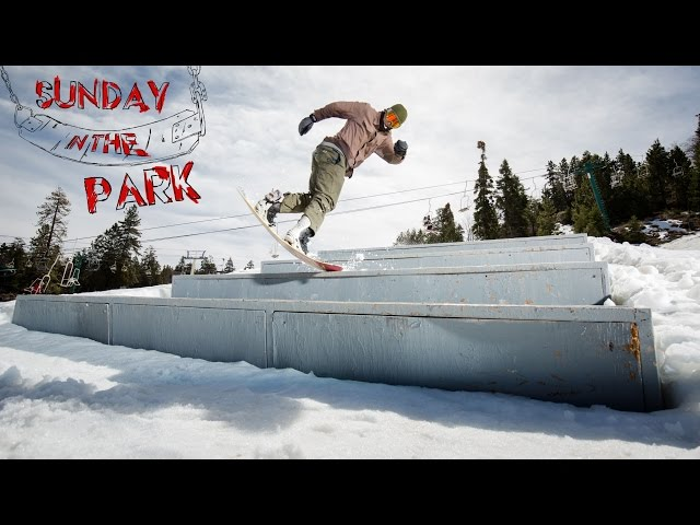 SUNDAY IN THE PARK 2015 EPISODE 12