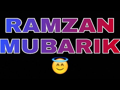 RAMZAN MUBARIK FROM ME AND MY GAMING STATION TEAM ( check description )