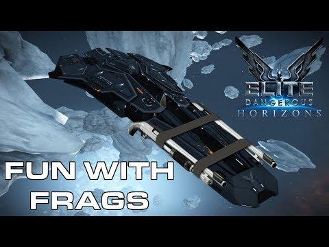 Elite: Dangerous - Zero to Hero 9 - Fun with Frags