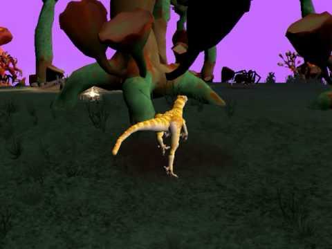 Spore The hunt