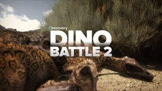 Even Bigger Dinosaur Battles!