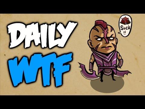 Dota 2 Daily WTF - Techies Stories: Minefield