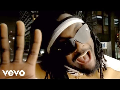 The Black Eyed Peas - Let's Get It Started Music Videos