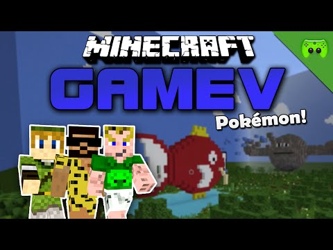 MINECRAFT Adventure Map # 9 - Game V «» Let's Play Minecraft Together | HD