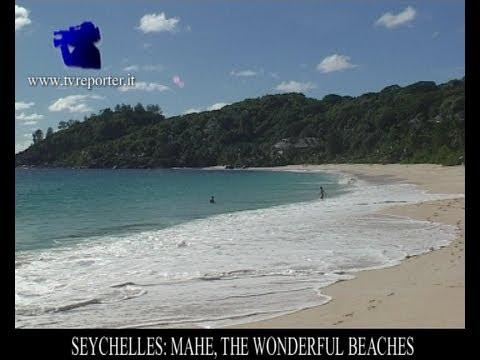 SEYCHELLES: MAHE, WORLD'S BEST BEACHES