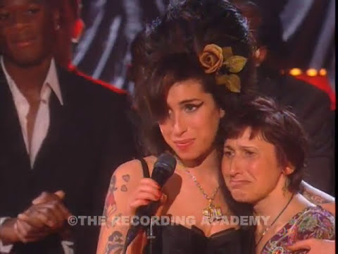 Amy Winehouse - 50th GRAMMY Awards