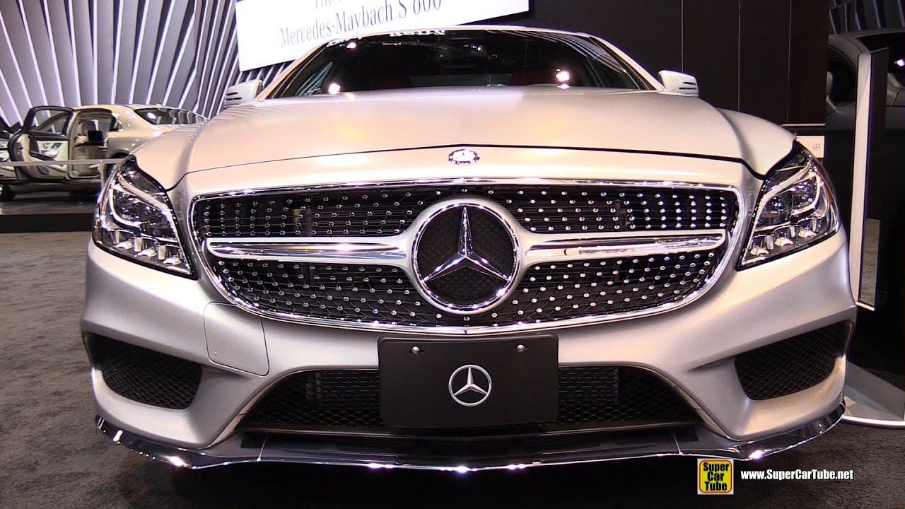 Mercedes Cls Interior 2015 Mercedes Benz Cls Class