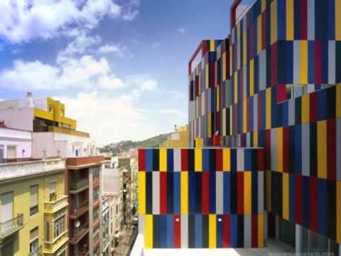 Psicologia en la arquitectura youtube - El color en la arquitectura ...