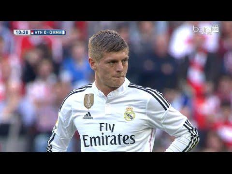 Toni Kroos vs Athletic Bilbao (A) 14-15 720p HD