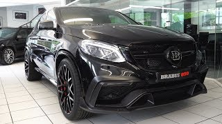 Mercedes BRABUS GLE 850 6.0 BiTurbo GLE 63 AMG - Full Review