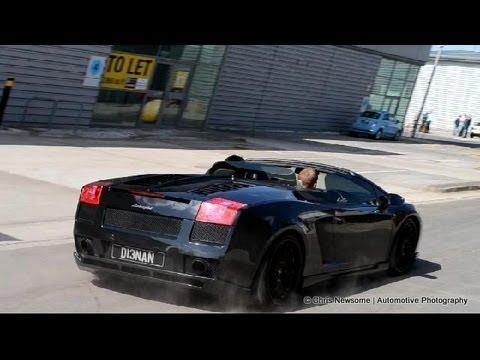Hamann Lamborghini Gallardo HUGE ACCELERATION