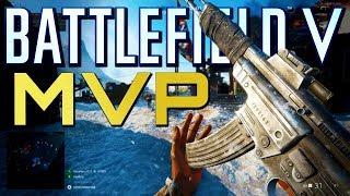 Battlefield 5: MVP on Attack (Multiplayer Gameplay)