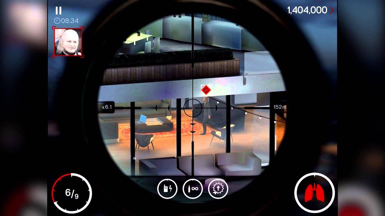Hitman Sniper Android Wallpaper Hitman Sniper by Square Enix