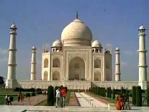Taj Mahal Visit - Sept 2007