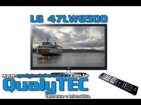 TV LG 47LW6500 Não Liga   Sem Imagem   Somente LED   Reballing Placa de Televisão (Resolvido)