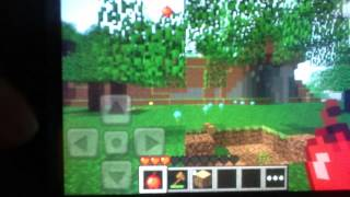 How to get wheat seeds in minecraft pe 0.4.0