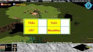AoE 22 Random Thầu, U97 vs YuGi, MeoMeo Ngày 27-11-2017