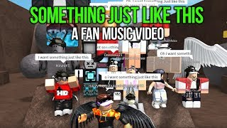 Something just like this - The Chainsmokers ft Coldplay | 2K Special | Fan Music Video