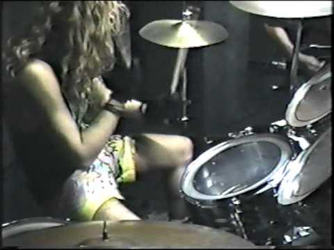 SEPULTURA Rehearsal August 1989