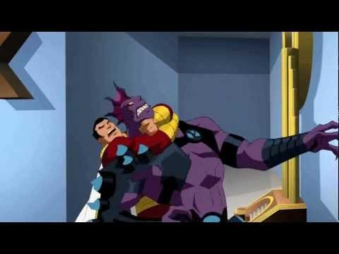 Young Justice-Cornered Clip 2