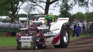 Modified 4,5t @ Haßmoor 2016-05-16 Tractor Pulling by MrJo