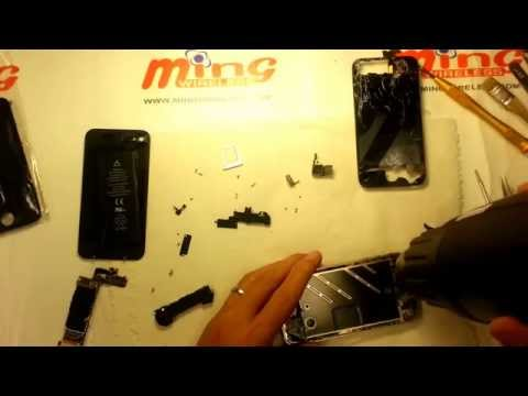 Toronto iPhone 4 and 4S LCD Screen Repair in DownTown