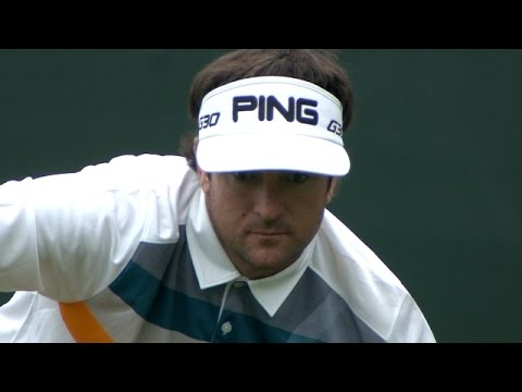 Bubba Watson's whirlwind par at Barclays