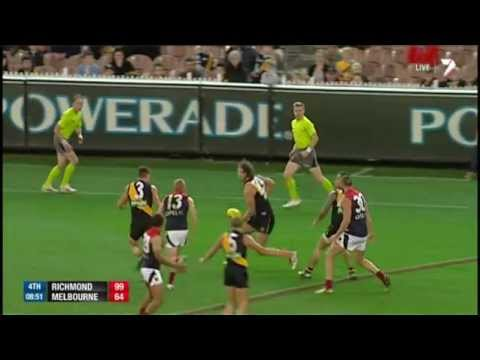 Round 8 AFL - Richmond v Melbourne Highlights
