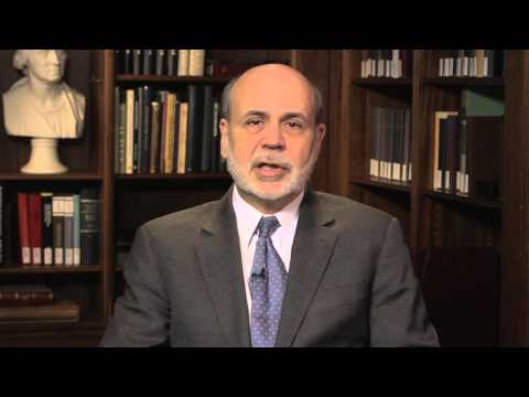 Federal Reserve Chairman Ben S. Bernanke Interview,  Envision SC