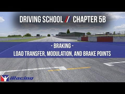 iRacing.com Driving School Chapter 5B: Braking continued