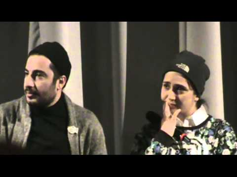 Iranian Film asabani Nistam! (i'm Not Angry!) At Berlinale 2014 video