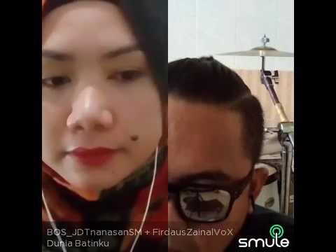 Dunia Batinku - Ella feat. Tam Spider (Smule Cover)