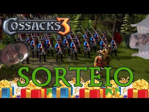 SORTEIO - KEY COSSACKS 3