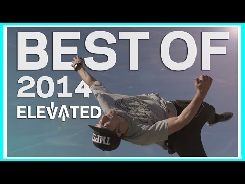 Best Parkour and Freerunning 2014 (Elevated)
