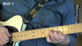 3 Easy Rockabilly Licks