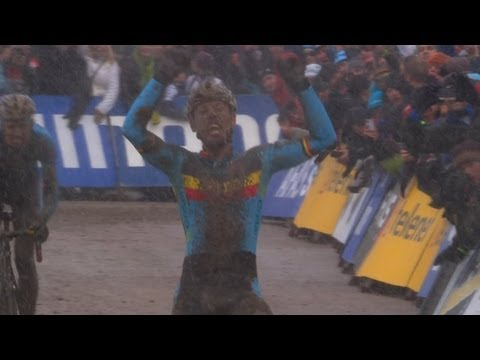 Cyclo-Cross World Championships Elite Men's Race - WHOLE RACE RE-RUN