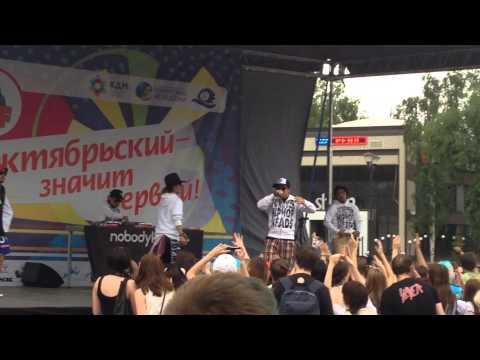 Nobodyknows. Novosibirsk AnimeFest 28.06.2014